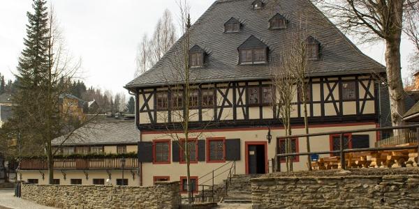 Frohnauer Hammer - Hammerherrenhaus