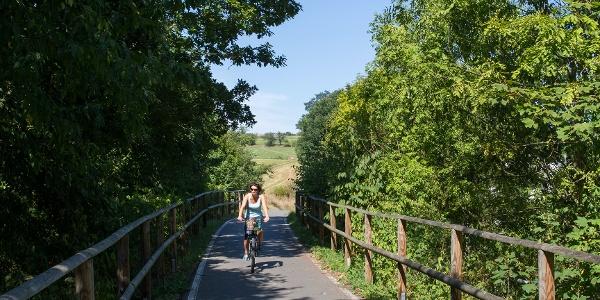 Radweg um Bad Köstritz