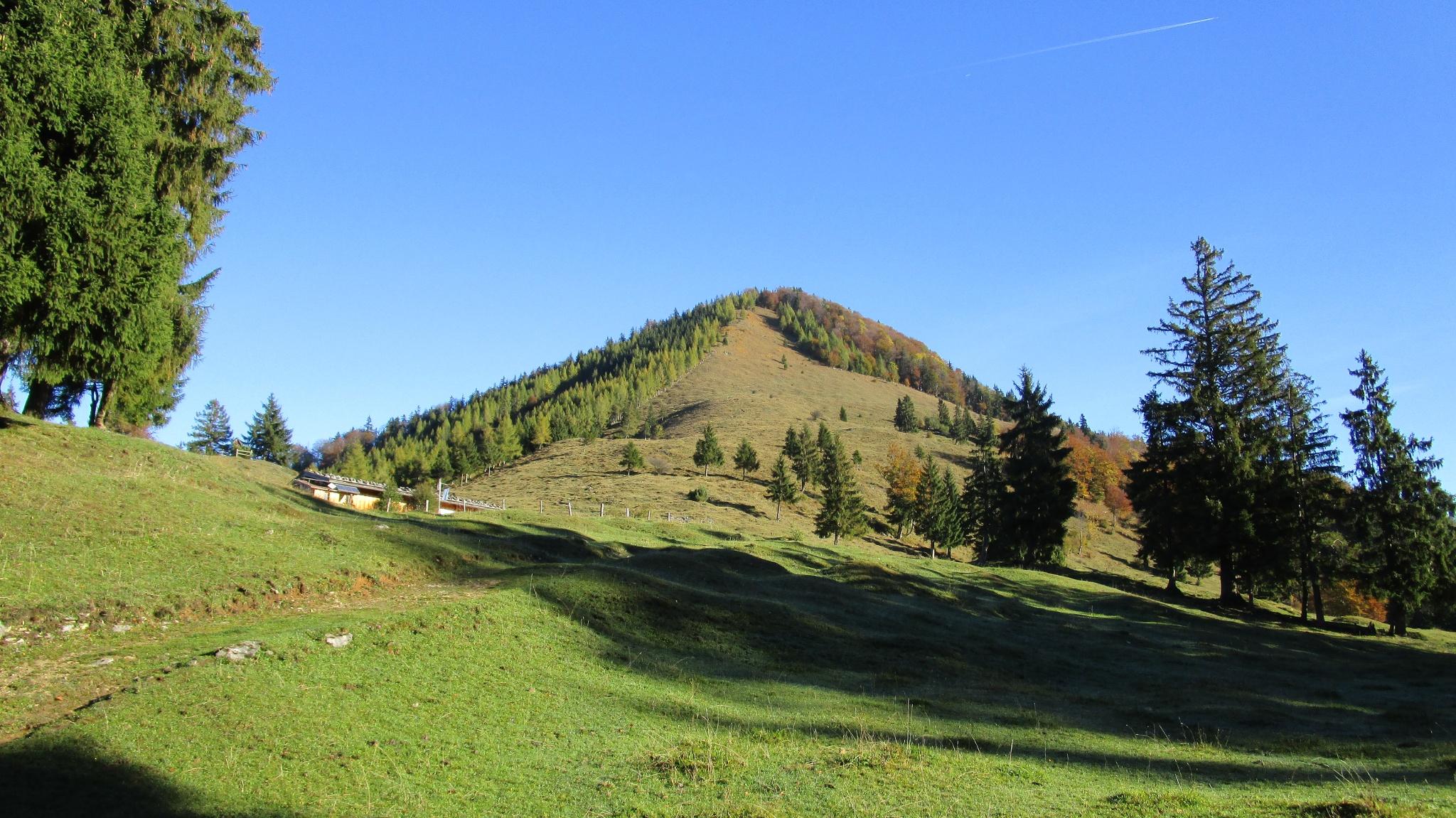 Überschreitung von Kampenwand und Hochplatte von Mühlau • Bergtour ...