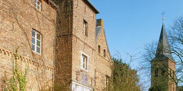Haus Elmpt - Schlossartiges Herrenhaus