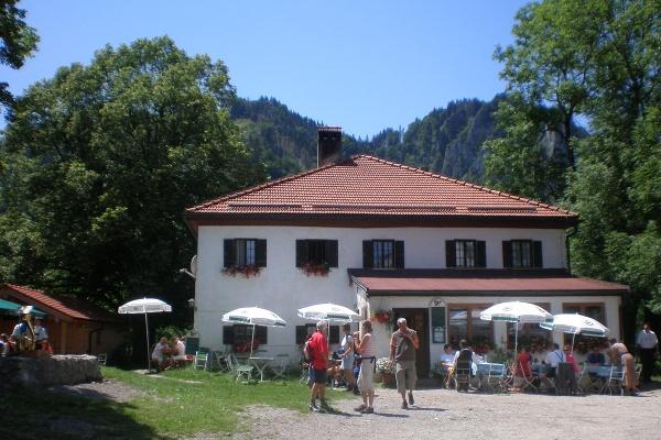 Berggaststätte Petersberg