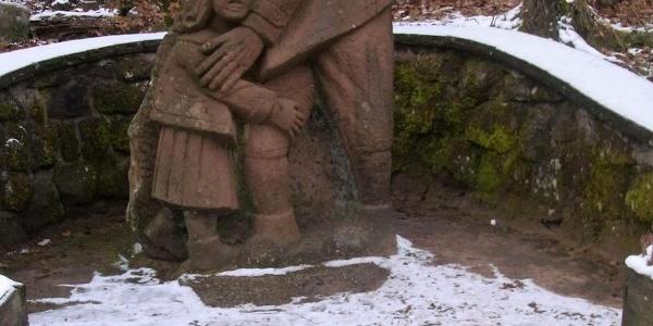 Wanderheim - Wanderer mit Kind