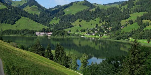 Schwarzsee.