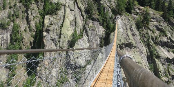 Aspi-Titter Hängebrücke