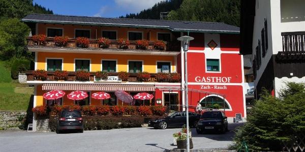 Gasthof Zach-Rauch_Außenansicht