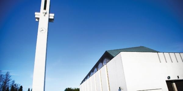 The Alvar Aalto Centre in Seinäjoki