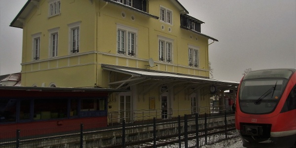 Wanderbahnhof Kandel