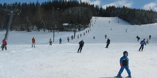 Am Skilift  Crottendorf
