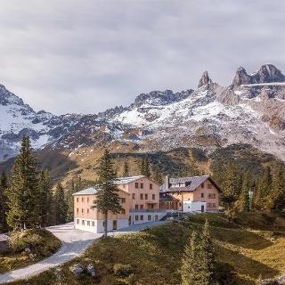 Lindauer Hütte