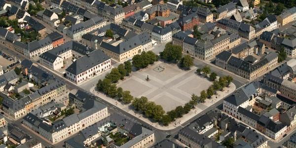 Luftbild Mareinberg