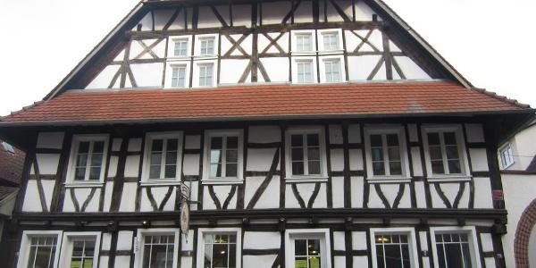 Schafhaus Kandel