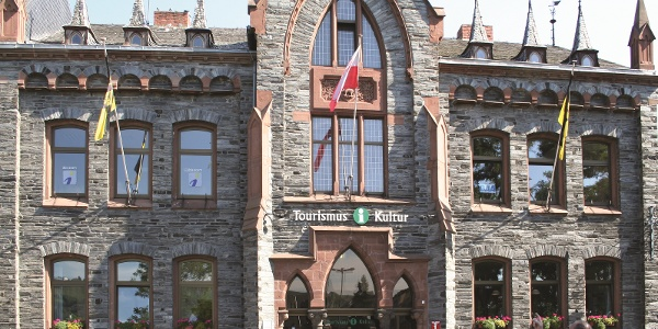 Moselle-Guest-Centre, the Tourist Information in Bernkastel-Kues