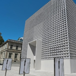 Bündner Kunstmuseum, Erweiterungsbau
