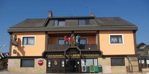 Café-Restaurant_Lorber_Außenansicht