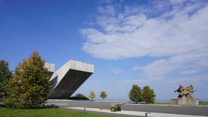 Národní památník II. světové války - Denkmal II. Weltkrieg
