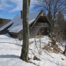 Jagdhütte bei den Fischteichen