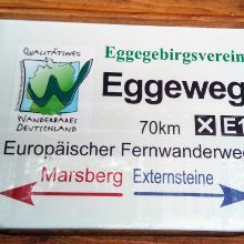 Den ersten Qualitätsweg Wanderbares Deutschland