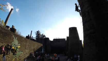 Klettergarten Sektor 2 mit Kinderboulderwand