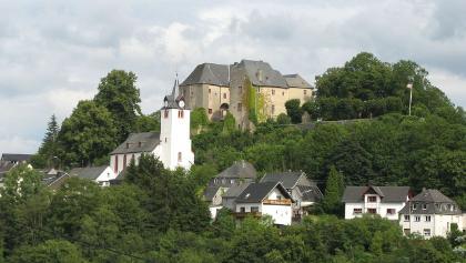 Schloss Westerburg (Juli 2007)