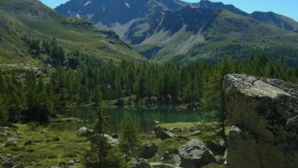 Lago di Verva, Pizzo Coppeto 3064 m