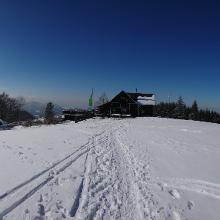 Im Februar 2018