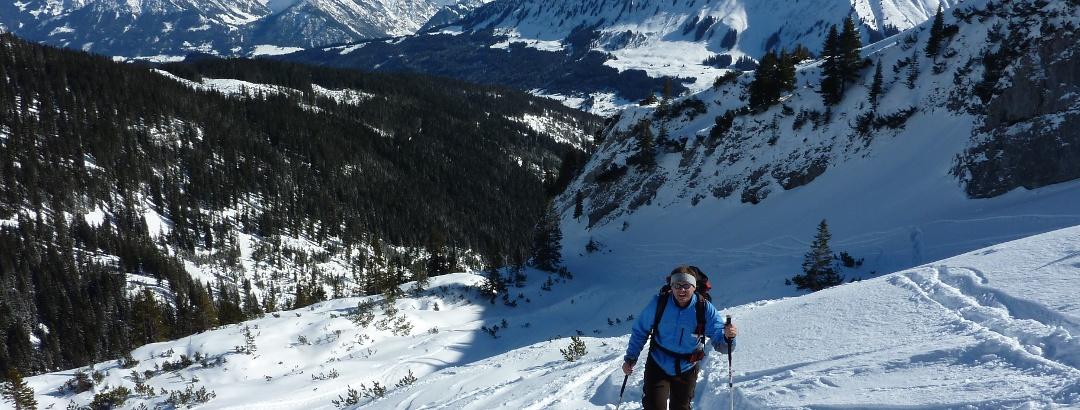 Skitour zum Toreck