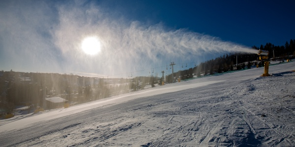 SkiArena Eibenstock Beschneiung
