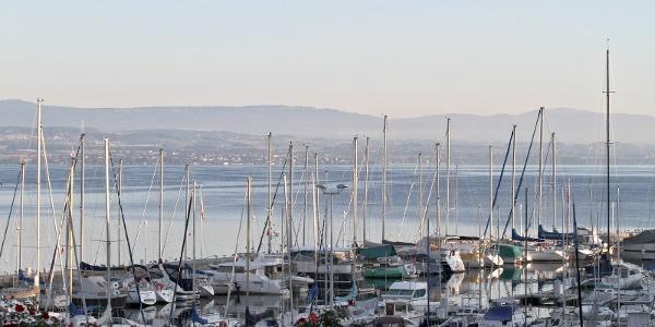 Port de plaisance de Thonon-les-Bains