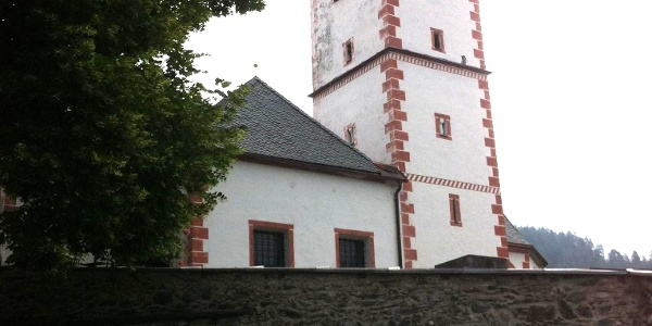 Kirche von Ottmanach