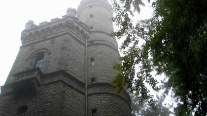 Bismarckturm nahe Göttingen (Okt. 2013)