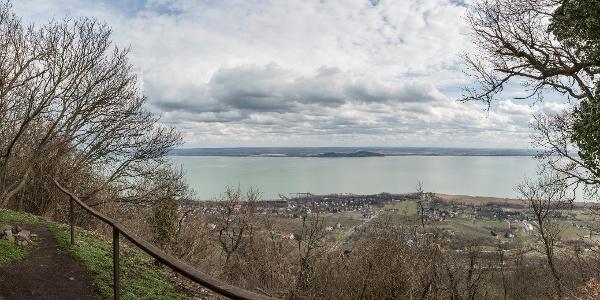 Der József Egry-Aussichtspunkt