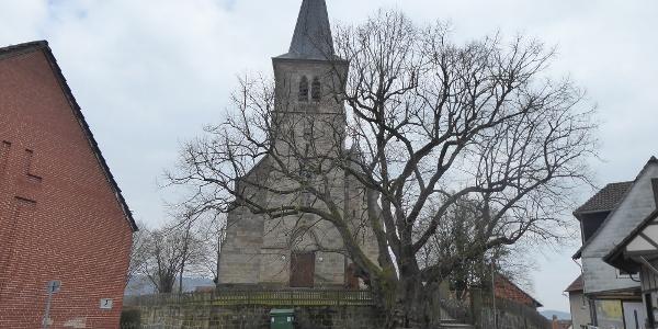 Kirche in Hoof