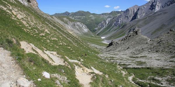 Etappe 14: Ducantal