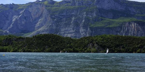Der Cavedine See
