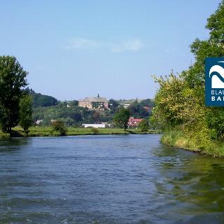 Blick zur Friedeburg