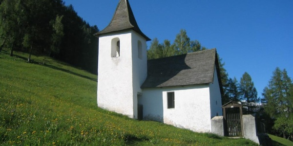 Etappe 13: Kirchlein in Jenisberg