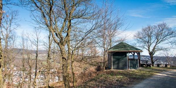 … die Gerda Rössler-Hütte des Eifelvereins – Ortsgruppe Düren