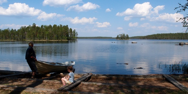 Salamajärvi Nationalpark