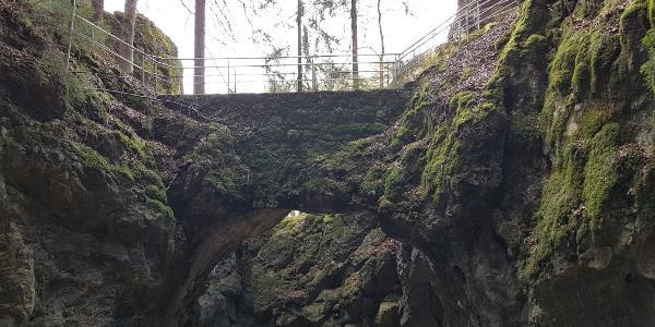 Versturzhöhle Riesenburg