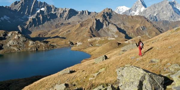 Lac de montagne - Lacs de Fenêtre