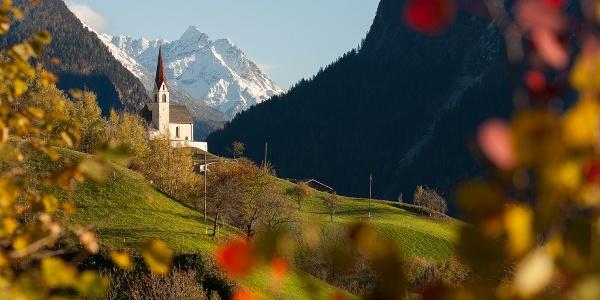 Oetz Kirche