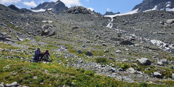 Porchabella-Gletschervorfeld
