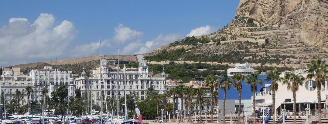 Der beliebte Ferienort Alicante