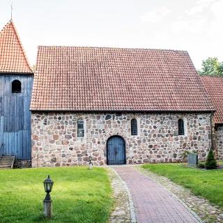 St. Lucia-Kirche in Wulsbüttel