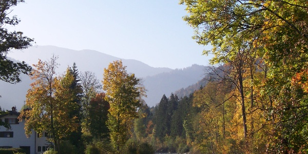 Weißachau bei Kreuth