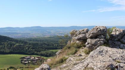 Ausblick Spielburg