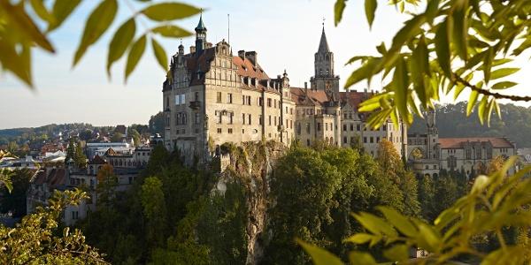 Nordseite Schloss
