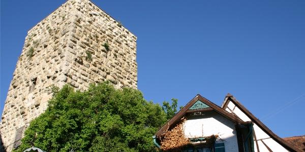 Jungnau Bergfried