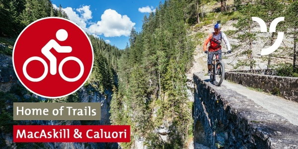 Danny MacAskill & Claudio Caluori: Home of Trails
