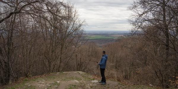 Kilátás a Szent Vid kápolnától